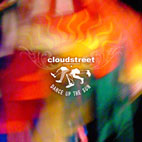 CD Cover for Cloudstreet's 4th album. Hand drawn logo design.