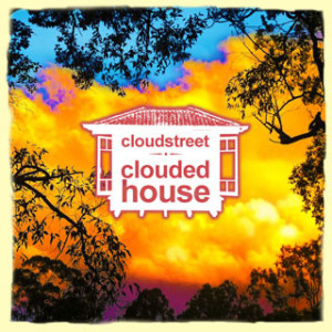 CD Cover for 8th album by Cloudstreet, Brisbane-based touring band.